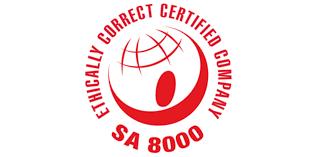Certification SA 8000 sur la Responsabilité Sociétale